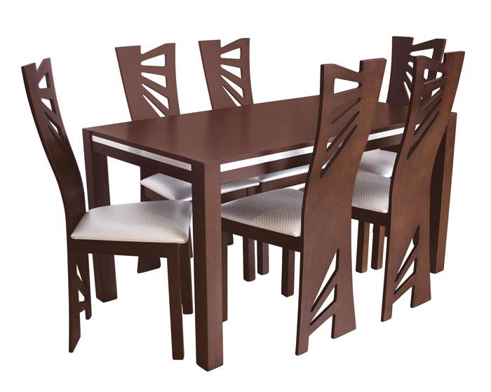 c86c8c5fd857 Jedálenské zostavy vo svojej elegantnosti z dreva a kombinácie dizajnových  prvkov napr skla alebo kovu povýši vašu jedáleň na punc luxusu.